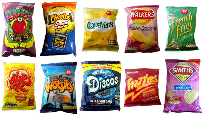 The Great British Crisps poll - Off-Topic - Official Forum ...