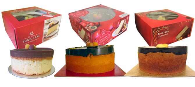 Tunis Cake 2012 Epicurean S Answer